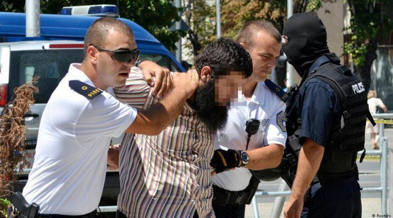 Eight Kosovar Albanians jailed for planning attack on Israeli football team