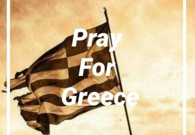 The Greek mafia put up fires?!