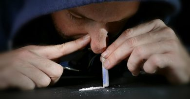 Drug addiction among young people